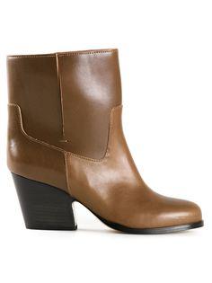 ботинки  в стиле вестерн Maison Margiela