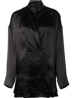high neck blouse Urban Zen