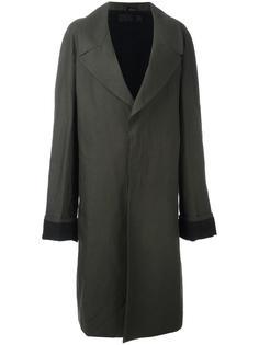 пальто с декоративной строчкой Haider Ackermann