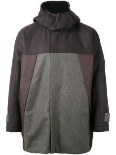 пальто с капюшоном En Route