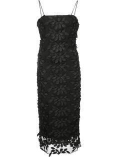 кружевное платье Christian Siriano
