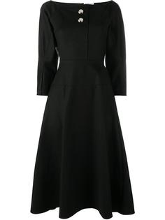 платье с длинными рукавами 'Mina' Rejina Pyo