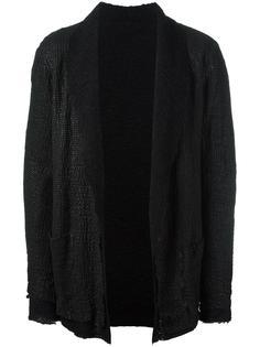 куртка с лацканами-шалька Salvatore Santoro