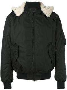 куртка-бомбер с капюшоном Ahirain
