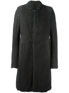 пальто с потайной застежкой Poème Bohémien
