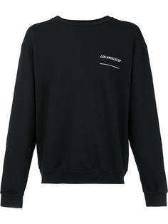 logo print sweatshirt Enfants Riches Deprimes