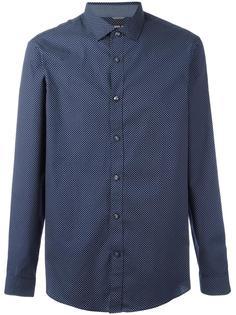 рубашка с мелким узором Michael Kors
