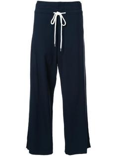 широкие брюки Bassike