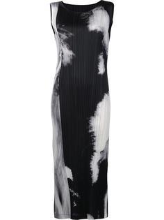 платье 'Tenmoku' Pleats Please By Issey Miyake