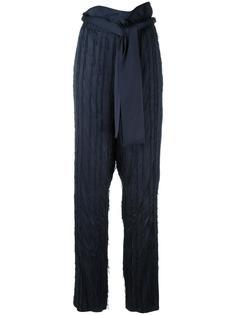 брюки-палаццо с бахромой 3.1 Phillip Lim