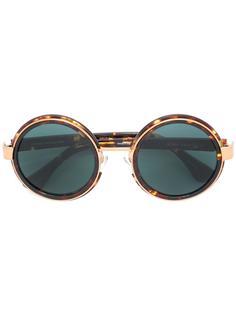 солнцезащитные очки '76 C6' Dries Van Noten Linda Farrow Gallery