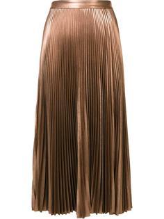 плиссированная юбка A.L.C.