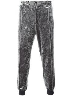 спортивные брюки с эластичным поясом Emiliano Rinaldi