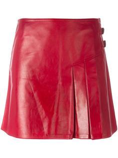 мини-юбка с плиссировкой Christian Dior Vintage