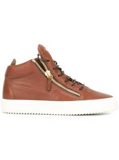 кроссовки 'Daniel'  Giuseppe Zanotti Design