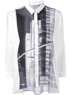 рубашка с принтом Demoo Parkchoonmoo