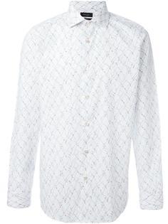 рубашка с графическим принтом  Paul Smith London