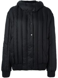 куртка на молнии со съемным капюшоном Carven