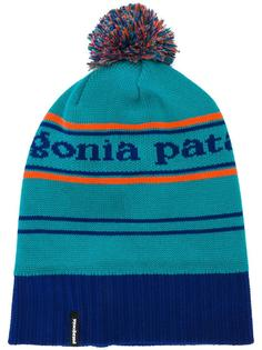 шапка-бини с помпоном Patagonia