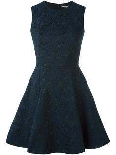 расклешенное платье Dolce & Gabbana