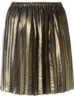 юбка 'Manda' с отделкой металлик Isabel Marant Étoile