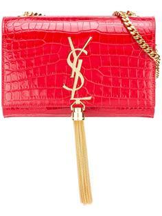 маленькая сумка на плечо 'Kate Monogram' Saint Laurent