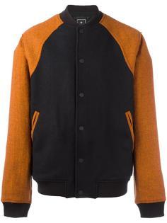 куртка-бомбер Maharishi