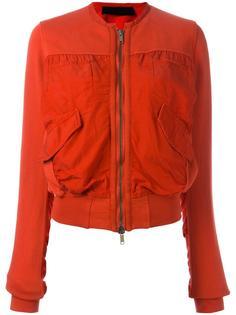 куртка бомбер с карманами Haider Ackermann