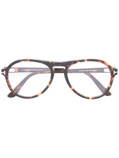 очки 'Pilot Shape' Tom Ford Eyewear