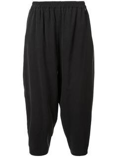 tapered drop-crotch trousers Toogood