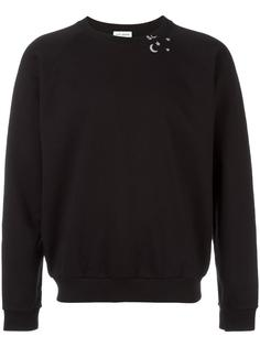 constellation print sweatshirt Saint Laurent