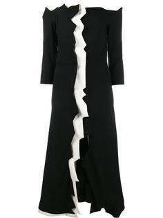 платье с открытыми плечами Tata Naka