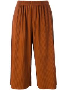 укороченные широкие брюки Issey Miyake Cauliflower
