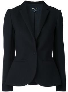 bow detail suit jacket  Paule Ka