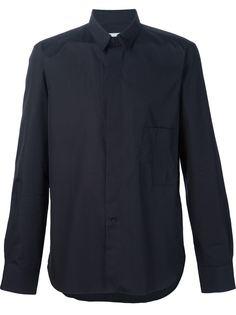 рубашка со съемным воротником Lemaire