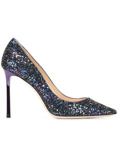 туфли 'Romy 100' Jimmy Choo