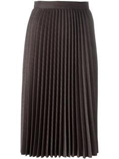 midi pleated skirt  Roberto Collina