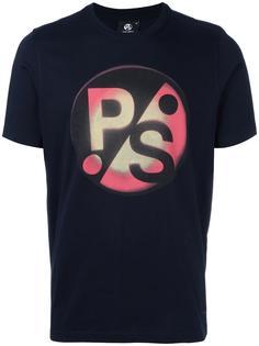 футболка с принтом логотипа Ps By Paul Smith