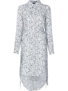 платье-рубашка 'Glaze' Thomas Wylde