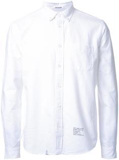 рубашка с нагрудным карманом Bedwin & The Heartbreakers