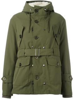 куртка с капюшоном Equipe '70