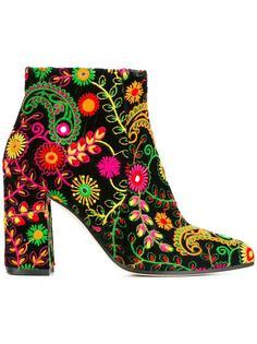 ботинки по щиколотку 'Eli' Bams