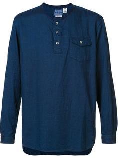 кофта 'Henley' Blue Blue Japan