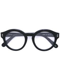 очки в круглой оправе Stella McCartney