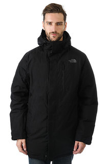 Куртка парка The North Face Mount Elbert Parka Black
