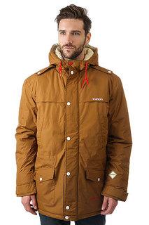 Куртка парка TrueSpin Fishtail Brown