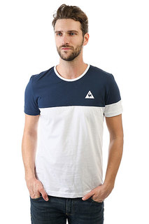 Футболка Le Coq Sportif Merrela Dress Blues/Optical White