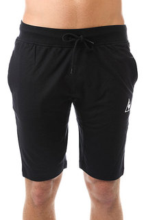 Шорты классические Le Coq Sportif Pant Bar Short Black