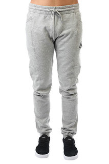Штаны спортивные Le Coq Sportif Pant Bar Slim Br Light Heather Grey