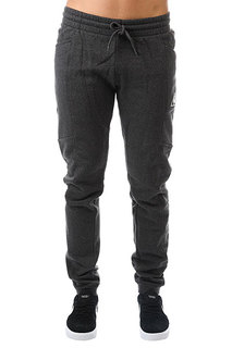 Штаны спортивные Le Coq Sportif Pant Bar Slim Br Dark Heather Grey